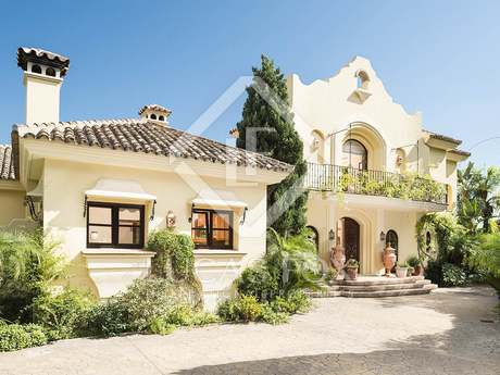 For sale - luxury villa in La Zagaleta, Marbella