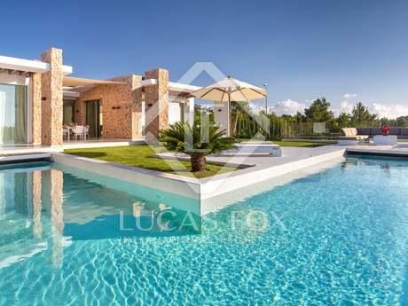 Modern property for sale in Cala Conta, San José, Ibiza