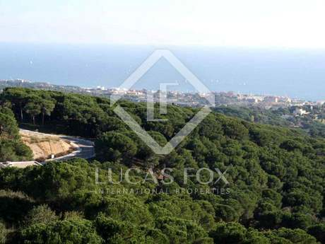 Perceel van 1,290m² te koop in Sant Andreu de Llavaneres