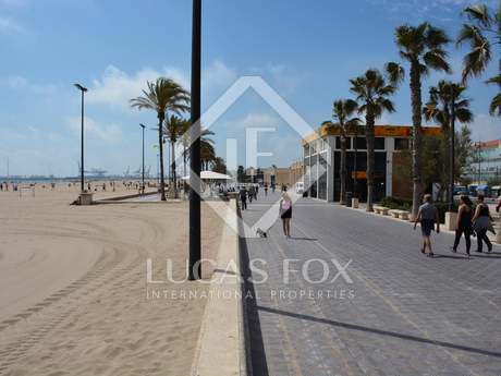 在 Playa de la Malvarrosa, 瓦伦西亚 884m² 出售 Plot