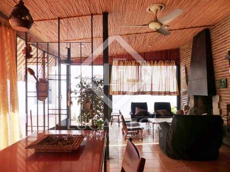 Appartement de 284m² a vendre à El Pla del Remei avec 320m² terrasse