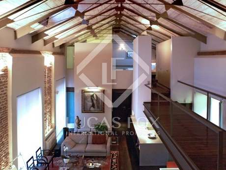 243m² loft for sale in Justicia, Madrid