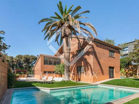 Beautiful property for sale in Pedralbes, Barcelona
