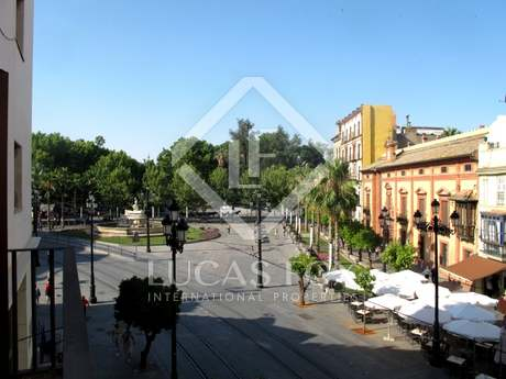 Renovated apartment for sale in Sevilla