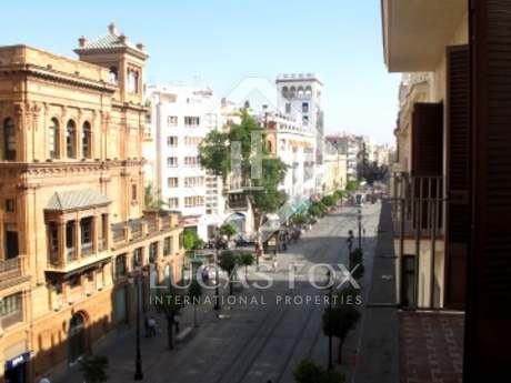 Apartment being renovated for sale in historical Sevilla