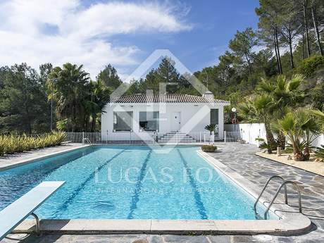 Modern house for sale in Bellaterra near to Barcelona city