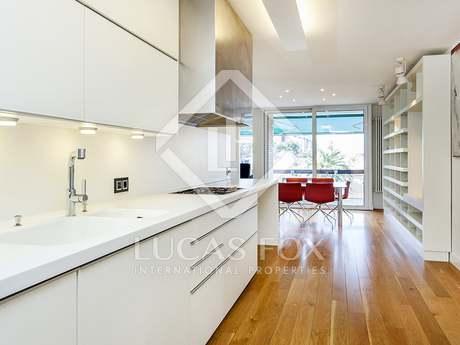 在 Les Corts, 巴塞罗那 110m² 出租 房子 包括 8m² 露台