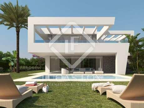 3, 4 and 5-bedroom villas to buy in new Marbella development