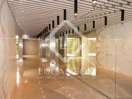 Triplex penthouse in sale in Valencia's Eixample district