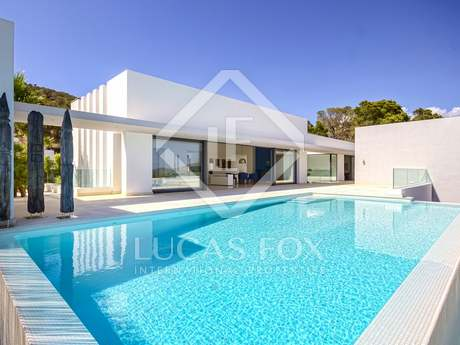 Stunning New Build luxury villa for sale in Vista Alegre, Ibiza