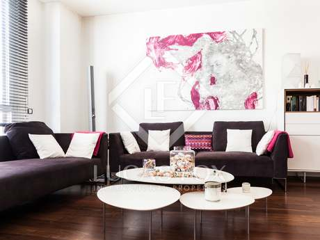 Renovated designer property for sale in the Gran Via area