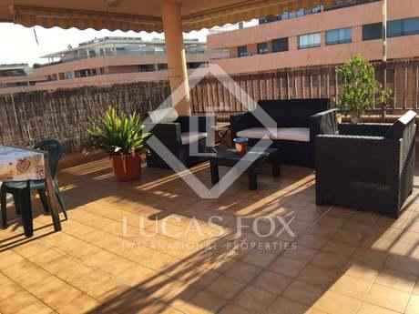 在 Patacona / Alboraya, 瓦伦西亚 126m² 出售 顶层公寓 包括 80m² 露台