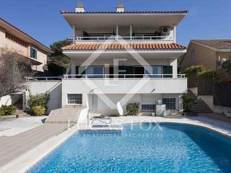 Villa de 4 dormitorios en venta en Levantina, Sitges