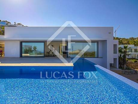 One of 3 luxury mansions for sale in Vista Alegre, Ibiza