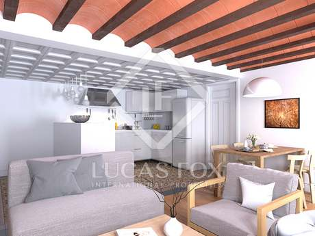 72 m² 2-bedroom apartment for sale on Carrer Banys Vells