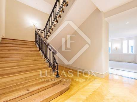 Luxurious apartment for sale in Recoletos, Barrio Salamanca
