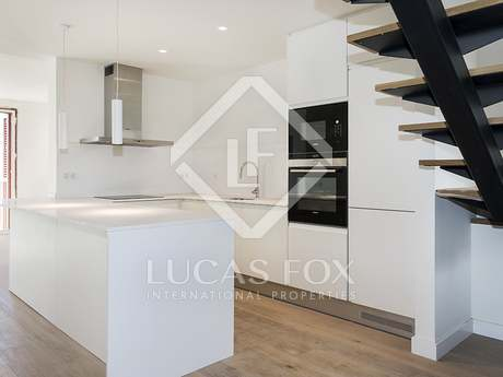 Fully renovated duplex for sale in Eixample, Barcelona