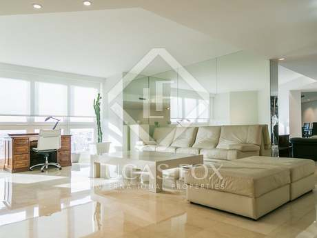 420m² apartment for rent in City of Sciences, Valencia