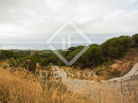 Plot for sale in St Andreu de Llaveneras, Spain