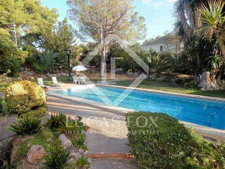 Classic villa with personality for sale in La Eliana