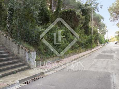 788m² building plot for sale in Cabrils on the Maresme Coast