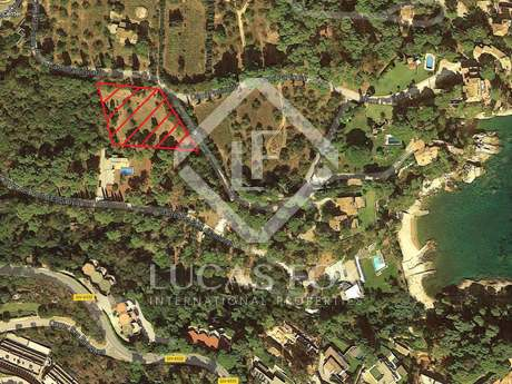 Wonderful 1,900 m² plot to buy in Fornells-Aiguablava, Begur