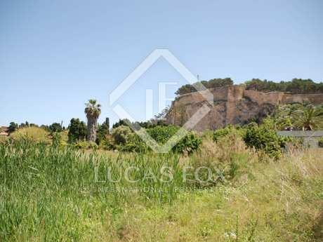 Building plot for sale in Denia, Costa Blanca