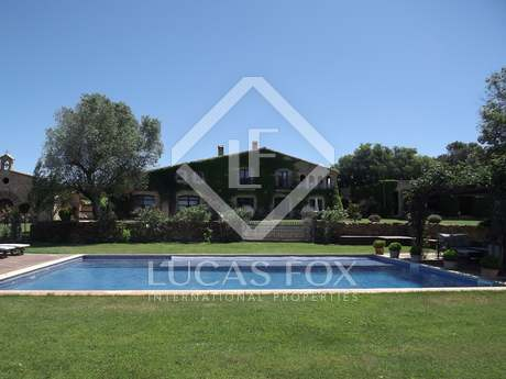 在 Baix Emporda, 赫罗纳 900m² 短期出租 豪宅/别墅