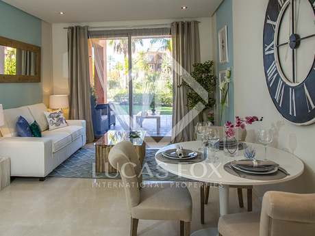 3-bedroom apartments for sale on New Golden Mile, Marbella
