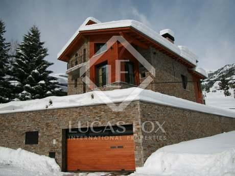 Fantastic new build villa for sale in Pal, La Massana