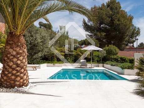 Villa moderna en venta a las afueras de Madrid