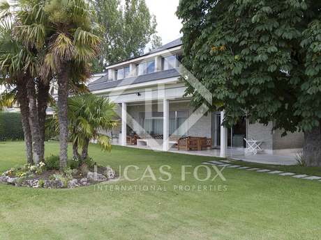 Sensational 12-bedroom villa for sale in Aravaca, Madrid