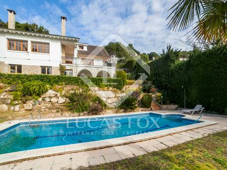 Costa Brava property for sale in Cala Sant Francesc, Blanes