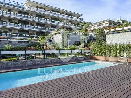 Appartamento di 214m² con giardino di 414m² in affitto a Sant Gervasi - La Bonanova