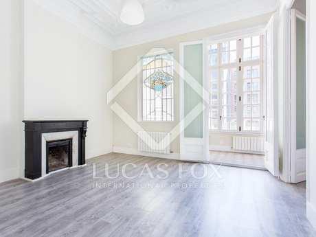 Wonderful apartment with terrace to rent, Passeig de Gracia