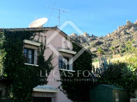 Enchanting river fronted house for sale in Andalucia