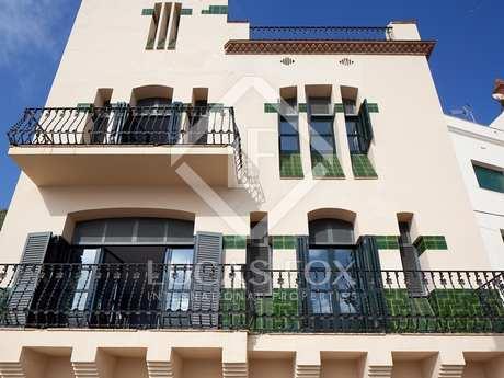 Modernist seafront villa for sale in Sant Pol de Mar,Maresme