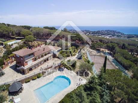 在 Sant Vicenç de Montalt, Maresme海岸 423m² 出租 豪宅/别墅