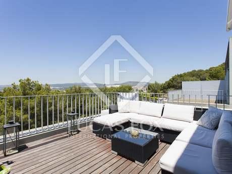 Appartamento di 104m² con 58m² terrazza in vendita a Els Cards