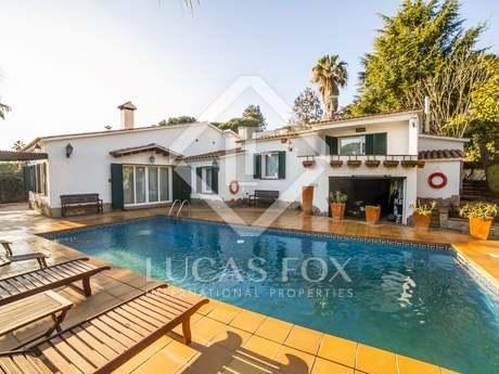 Villa en vente à Blanes sur la Costa Brava