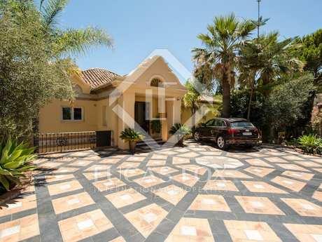 5-bedroom golf villa for sale, Las Brisas, Nueva Andalucia