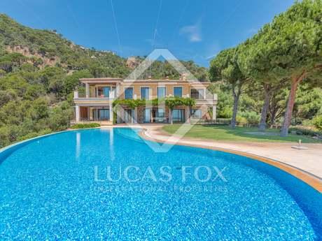 Costa Brava luxury villa for sale in Sant Feliu de Guixols