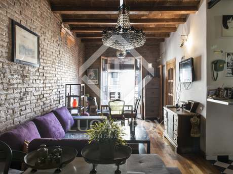 55m² apartment for sale in Poble Sec, Barcelona