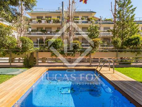 Beautiful 4-bedroom La Bonanova house for rent in Barcelona