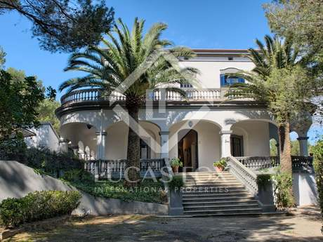 Historic Begur property for sale on the Costa Brava