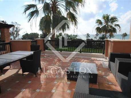 Duplex penthouse for sale in San Pedro de Alcántara, Marbella