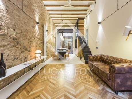 124m² apartment for sale in Gracia, Barcelona