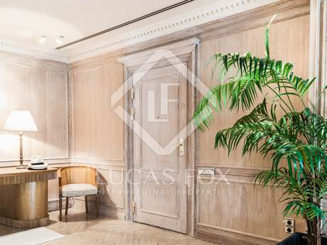 Luxury property for rent in Valencia's Eixample district