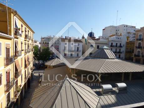 Designer loft apartment for sale in Valencia Old Town