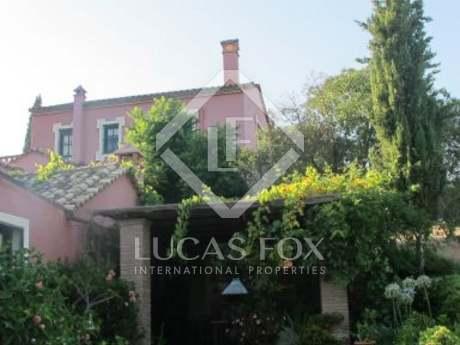 Landhaus zum Verkauf in Jimena de la Frontera, Andalucia